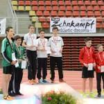 Siegreiche Burschenmannschaft U18