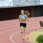 Hannah über 800 Meter