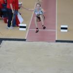 Sarah Lagger springt 6,05m weit